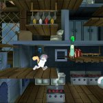 Скриншот SpongeBob SquarePants: Underpants Slam – Изображение 2