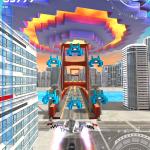 Скриншот Jet Run: City Defender – Изображение 2