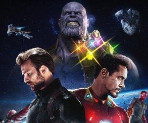 10 крутых гифок изтрейлера «Мстители: Война бесконечности»