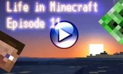 Life in Minecraft. Episode 11