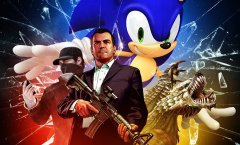 Канобувости. GTA, Sonic, Watch_Dogs (153-й выпуск)