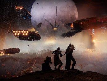 11 неудобных вопросов ксюжетному режиму Destiny2