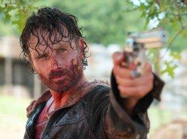 Эндрю Линкольн не уверен, что Рик Граймс выживет в «Ходячих мертвецах»