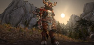 World of Warcraft: Battle for Azeroth. Трейлер Союзные расы