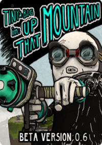 Tiny & Big: Up That Mountain – фото обложки игры
