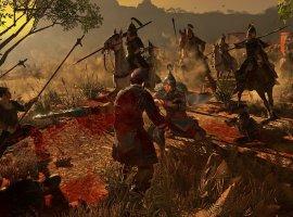 Для Total War: Three Kingdoms выйдет DLC срасчлененкой. Даже лошадок непожалели