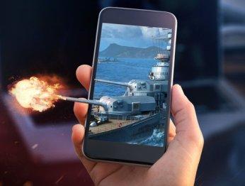 Разбираем World of Warships Blitz. Любителям морского боя посвящается