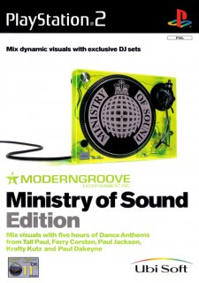 Moderngroove: Ministry of Sound Edition