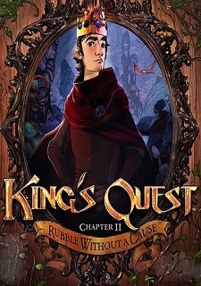 King's Quest: Episode 2 - Rubble Without a Cause