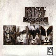 KISS Psycho Circus: The Nightmare Child – фото обложки игры
