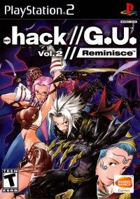 .hack//G.U.: Vol. 2 - Reminisce – фото обложки игры