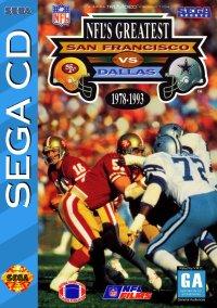 NFL's Greatest: San Francisco vs. Dallas 1978-1993 – фото обложки игры