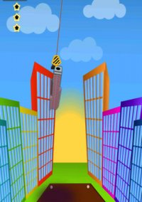 Super High Rise Building Tower Stacker Pro – фото обложки игры