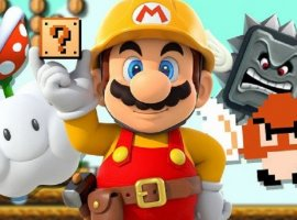 Парень сделал девушке предложение с помощью уровня в Super Mario Maker
