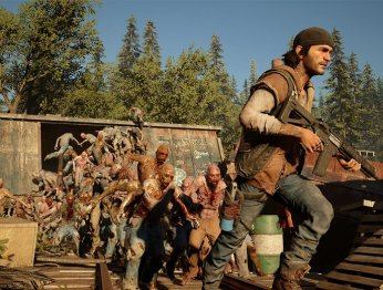 Игры про зомби на PS4