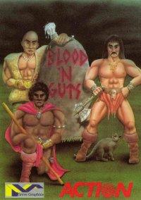 Blood 'n Guts – фото обложки игры