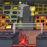 Скриншот City Street Skateboard Race Skater Jumping Adventure Pro – Изображение 2