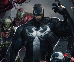 Слух: Marvel хочет выпустить комикс окоманде симбиотов Веномов