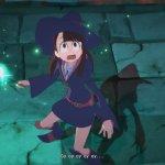 Скриншот Little Witch Academia: Chamber of Time – Изображение 1