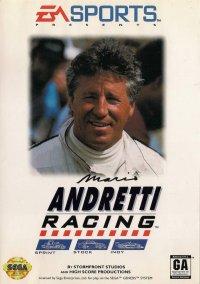 Mario Andretti Racing – фото обложки игры