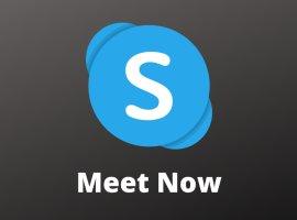 Skype представил быстрые видеоконференции Meet Now