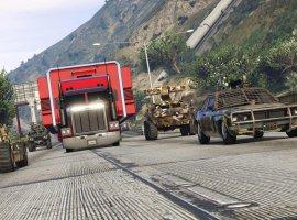 Гифка дня: трюк прямиком из«Форсажа» вGrand Theft Auto5