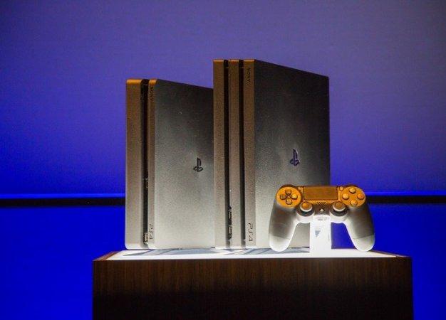Чем PS4 Pro отличается отPS4