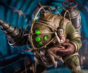 Фанатам Bioshock посвящается: потрясающие фигурки жителей Восторга
