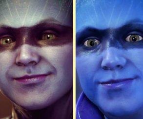 Как отличается реальный геймплей Mass Effect Andromeda оттрейлеров