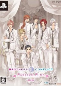 Brothers Conflict: Passion Pink – фото обложки игры