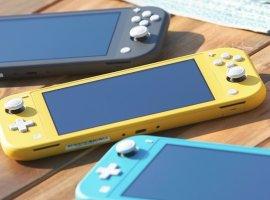 Nintendo Switch Lite— самая продаваемая консоль января. Нотолько вБритании