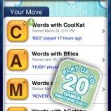 Скриншот Words With Friends – Изображение 5