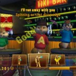 Скриншот Alvin and the Chipmunks: Chipwrecked  – Изображение 24