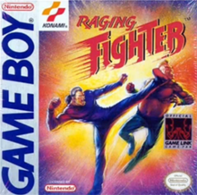 Raging Fighter