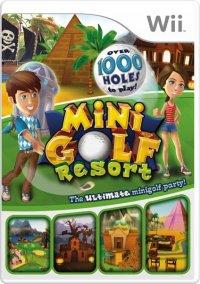 Mini Golf Resort – фото обложки игры