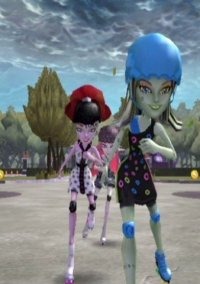 Monster High: Skultimate Roller Maze – фото обложки игры