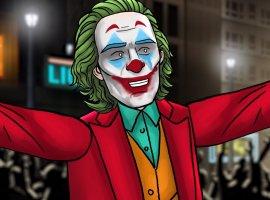 Джокер становится супергероем вальтернативном финале фильма отHISHE