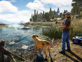 20 изумительных скриншотов Far Cry 5 в4К