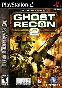 Tom Clancy's Ghost Recon 2 – фото обложки игры