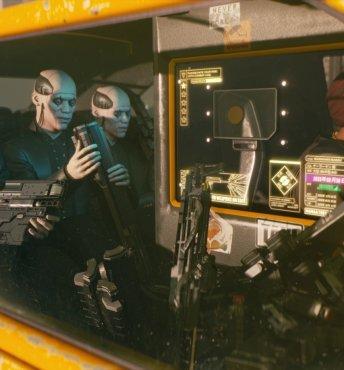 Все что известно о Cyberpunk 2077