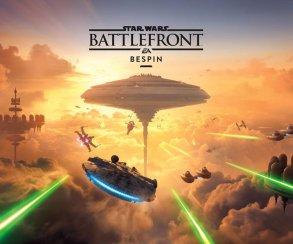 Облачный город появится в Star Wars Battlefront уже в июле