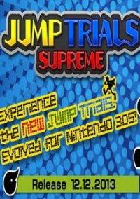 Jump Trials Supreme – фото обложки игры