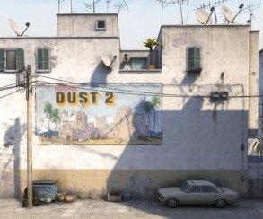 Dust 2 вернулась в список соревновательных карт CS:GO
