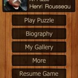 Скриншот Henri Rousseau Jigsaw Puzzles – Изображение 1