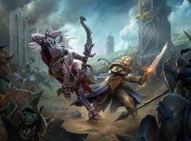 Китайская игра почти полностью скопировала Warcraft. Blizzard судится