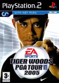 Tiger Woods PGA Tour 2005 – фото обложки игры