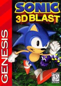 Sonic 3D Blast – фото обложки игры