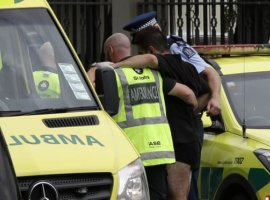 ВНовой Зеландии произошел теракт. Погибли 49 человек [обновлено]