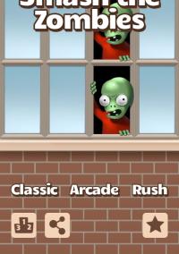 Smash the Zombies – фото обложки игры