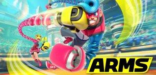 ARMS. Подробности обновления и новый персонаж